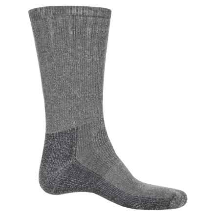 Fox River Heavyweight Outdoor Socks - PrimaLoft®-Merino Wool, Crew (For Men) in Vapor Grey - Closeouts