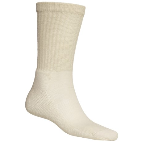 Fox River Hiking Socks - Merino Wool, Midweight, Crew (For Men) in Natural
