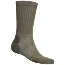 Fox River Hiking Socks - Merino Wool, Midweight, Crew (For Men) in Olive - Closeouts