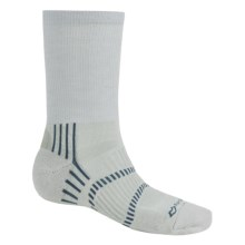 Fox River Light Socks - PrimaLoft®-Merino Wool, Crew (For Men and Women) in 07240 Spackle Grey - Closeouts