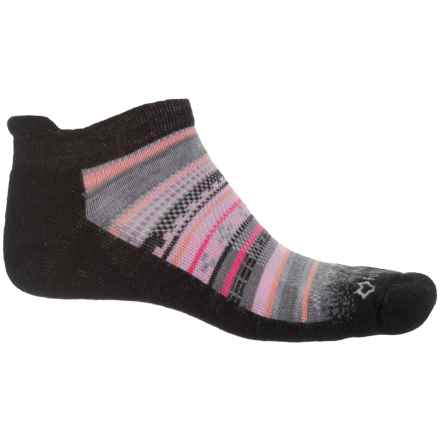 Fox River Mariposa Heel Tab Socks - Ankle (For Men and Women) in Black - Closeouts