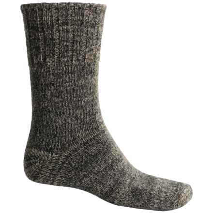 Fox River Midweight Hiking Socks - Crew (For Men) in Mushroom - Closeouts