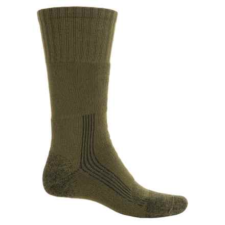 Fox River Outdoor Boot Socks - Mid Calf (For Men and Women) in Green - Overstock