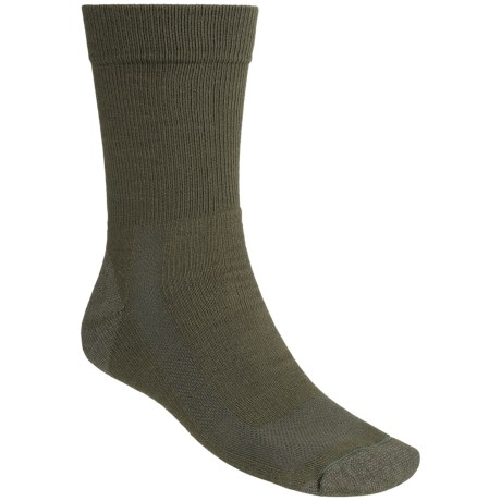 Fox River Outdoor Crew Socks (For Men and Women) in Fir