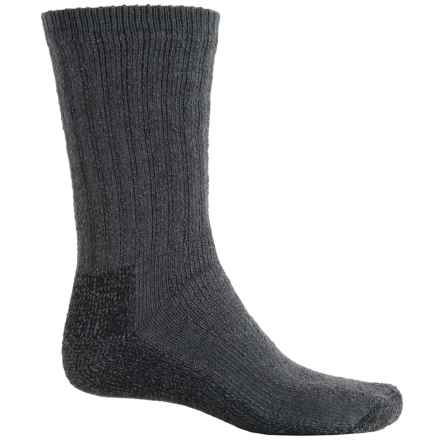 Fox River Outdoor Heavyweight Socks - Merino Wool Blend, Mid Calf (For Men) in Graphite - Closeouts
