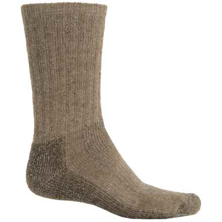 Fox River Outdoor Heavyweight Socks - Merino Wool Blend, Mid Calf (For Men) in Taupe - Closeouts