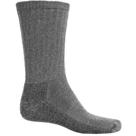 Fox River Outdoor Heavyweight Socks - Merino Wool Blend, Mid Calf (For Men) in Vapor Grey - Closeouts