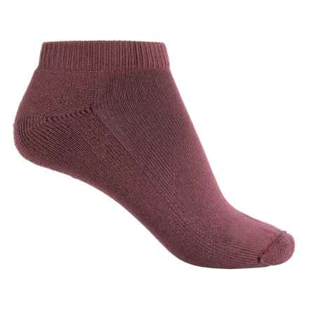 Fox River Outdoor Socks - Ankle (For Women) in Maroon - Overstock