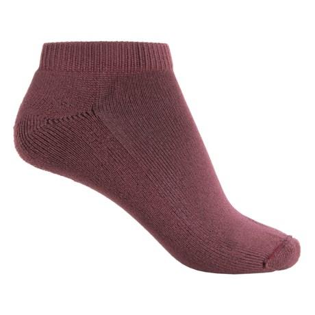 Fox River Outdoor Socks - Ankle (For Women) in Maroon