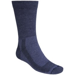 Fox River Outdoor Socks - Crew (For Men and Women) in Oceana