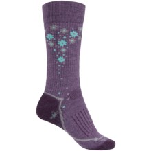 Fox River Pioneer Outdoor Midweight Socks - Merino Wool, Crew (For Men and Women) in Grape - Closeouts