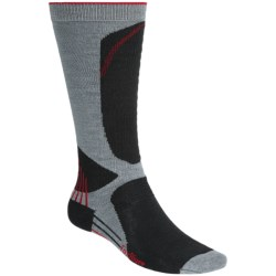 Fox River Rocky Ski Socks - Merino Wool, Lightweight (For Men) in Cement