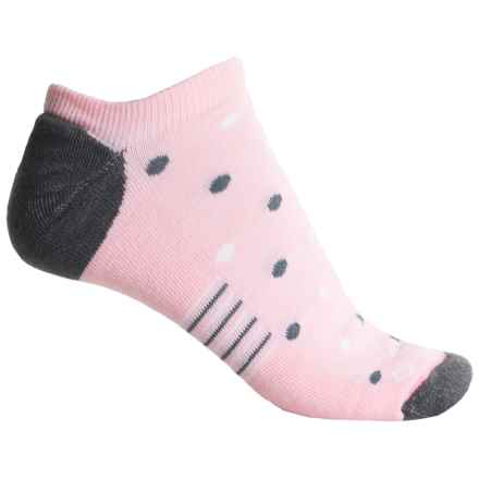 Fox River Saddle Socks - Below the Ankle (For Women) in Pink - Closeouts