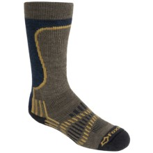 Fox River Snowride Lite Over-the-Calf Socks - Merino Wool, Lightweight (For Little and Big Kids) in Taupe - Closeouts