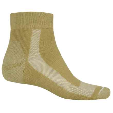 Fox River Sport Outdoor Socks - Quarter Crew (For Women) in Cedar - Closeouts