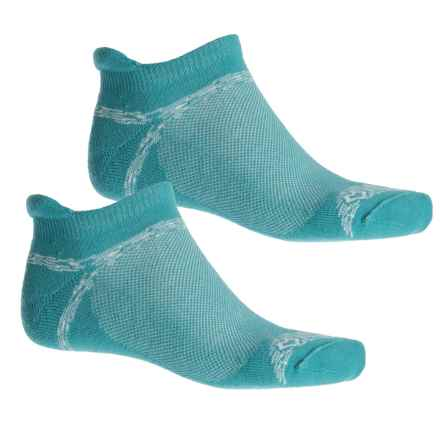 Fox River Sport Tab Socks - 2-Pack, Ankle (For Men and Women)) in Lake Blue - Closeouts