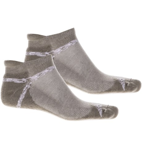 Fox River Sport Tab Socks - 2-Pack, Ankle (For Men and Women)) in Taupe