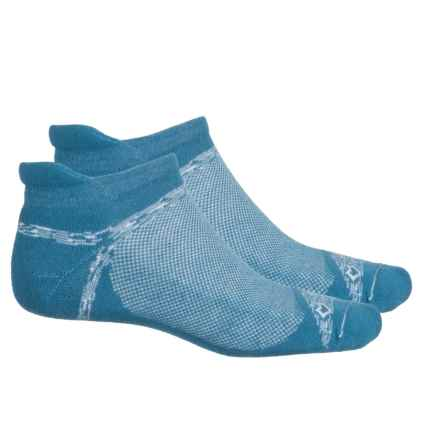 Fox River Sport Tab Socks - 2-Pack, Ankle (For Women) in Blue Teal - Closeouts
