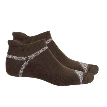 Fox River Sport Tab Socks - 2-Pack, Ankle (For Women) in Coffee - Closeouts