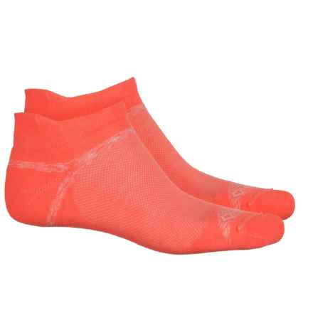 Fox River Sport Tab Socks - 2-Pack, Ankle (For Women) in Coral Bloo - Closeouts