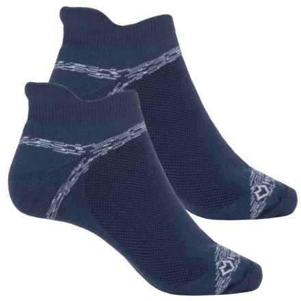Fox River Sport Tab Socks - 2-Pack, Ankle (For Women) in Navy - Closeouts