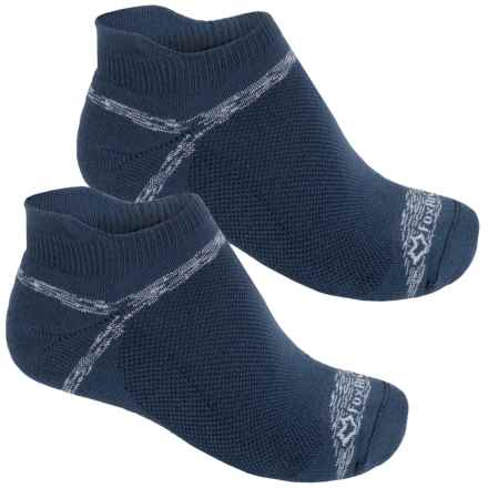 Fox River Sport Tab Socks - 2-Pack, Below the Ankle (For Men and Women) in Navy - Closeouts