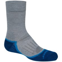 Fox River Trail Jr. Socks - Merino Wool Blend, Crew (For Boys) in Fog - Closeouts