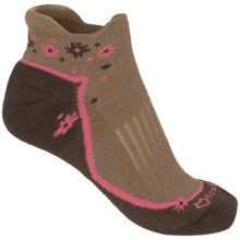 Fox River Trail Socks - Below the Ankle (For Women) in Taupe - Closeouts