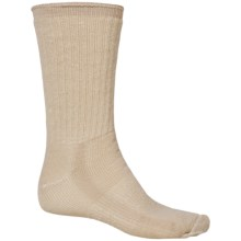 Fox River Trailmaster Socks - Merino Wool, Crew (For Men) in Taupe - Closeouts