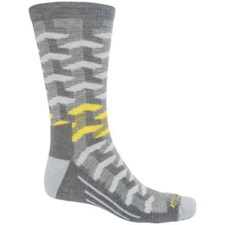 Fox River Turnpike Socks - Crew (For Men) in Grey - Closeouts