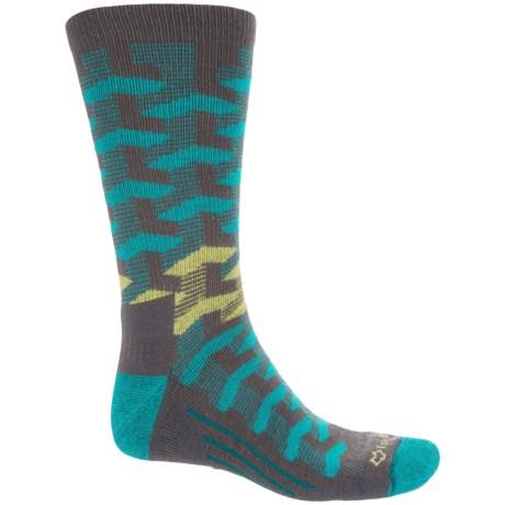 Fox River Turnpike Socks - Crew (For Men) in Lyons Blue