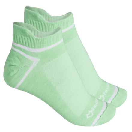 Fox River ULTRASPUN® Socks - 2-Pack, Ankle (For Men and Women) in Green Lill - Overstock