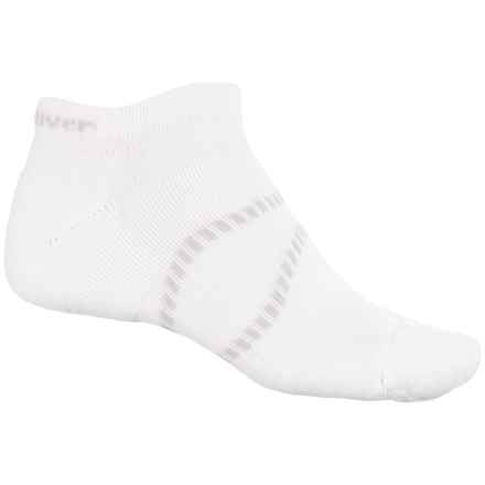 Fox River Velox LX Socks - Ankle (For Men and Women) in Blanc - Closeouts