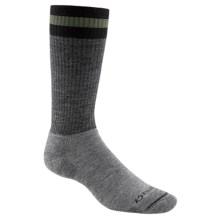 Fox River Vintage Socks - Merino Wool, Over the Calf (For Men and Women) in Charcoal - Closeouts