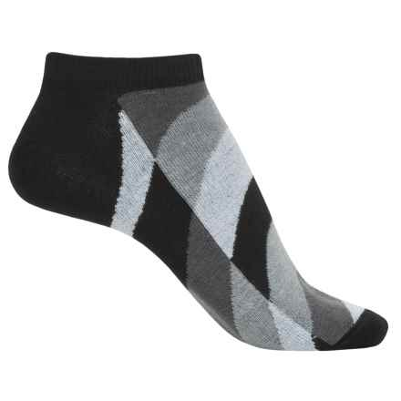 Fox River Vitrail Ultralight Socks - Ankle (For Women) in Black - Closeouts