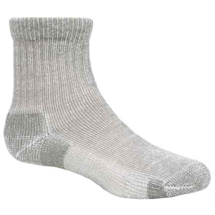 Fox River Wick Dry® Outdoor Socks - Midweight (For Little and Big Kids) in Gray - Closeouts