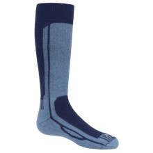 Fox River Wick Dry® Turbo Jr. Ski Socks - Over the Calf (For Little and Big Kids) in Steel Blue - Closeouts
