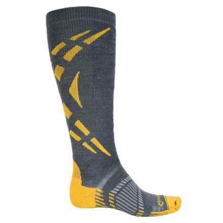 Fox River Zermatt Ski Socks - Merino Wool, Over the Calf (For Men) in Excalibur - Closeouts
