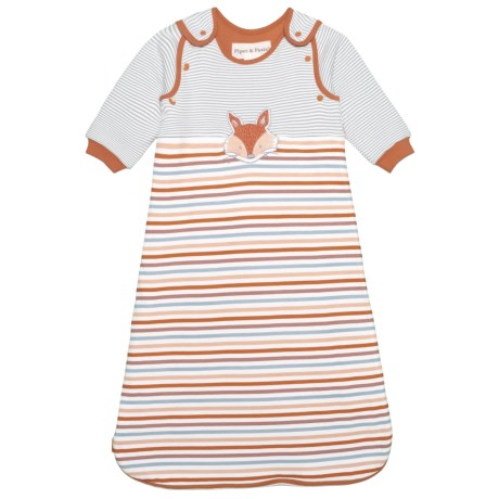 Fox Sleeping Bag - Detachable Sleeves (For Infants)