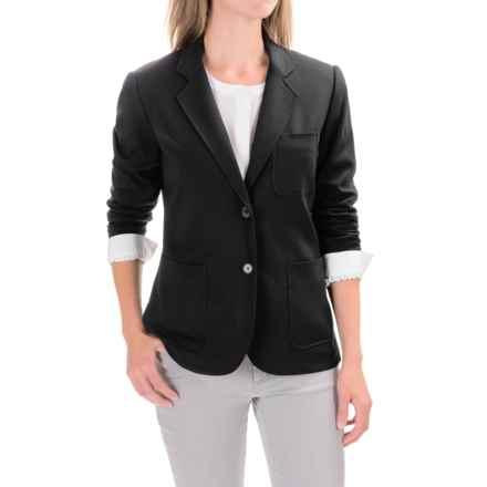 Foxcroft Demi Blazer (For Women) in Black - Closeouts