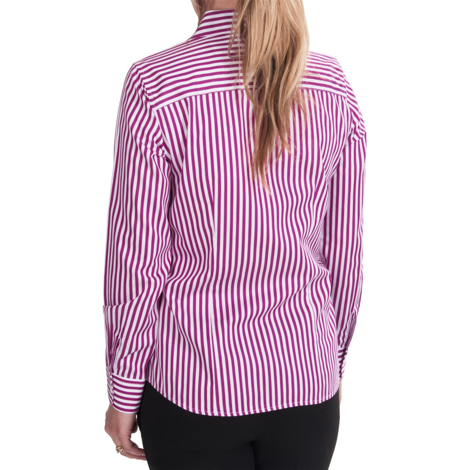 Foxcroft downtown shirt for women 7028t save 49 for No iron cotton shirts