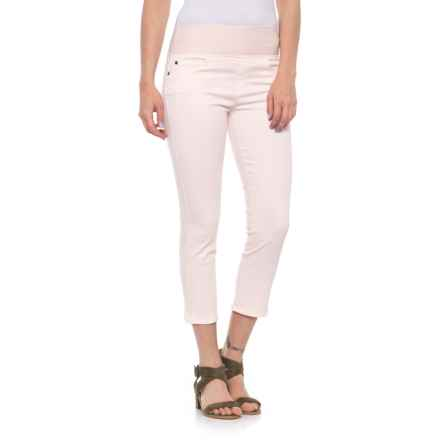 Foxcroft Nina Capris (For Women) in Blush - Overstock