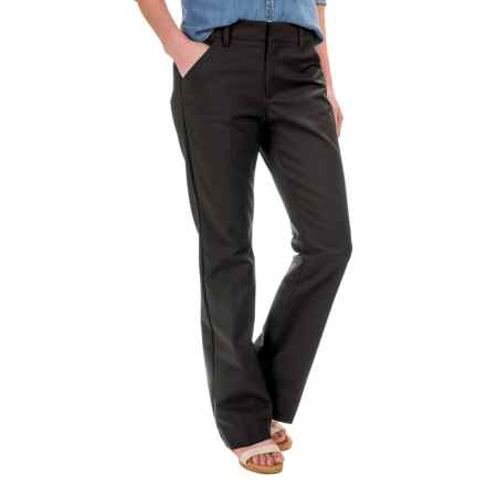 Foxcroft Rachel Everyday Pants (For Women) in Black - Closeouts
