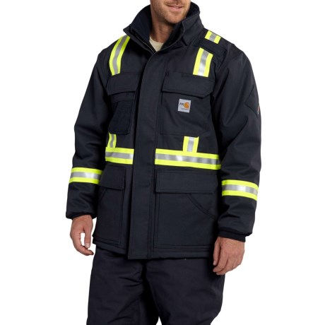 FR Extremes Arctic Coat - Insulated (For Big and Tall Men)