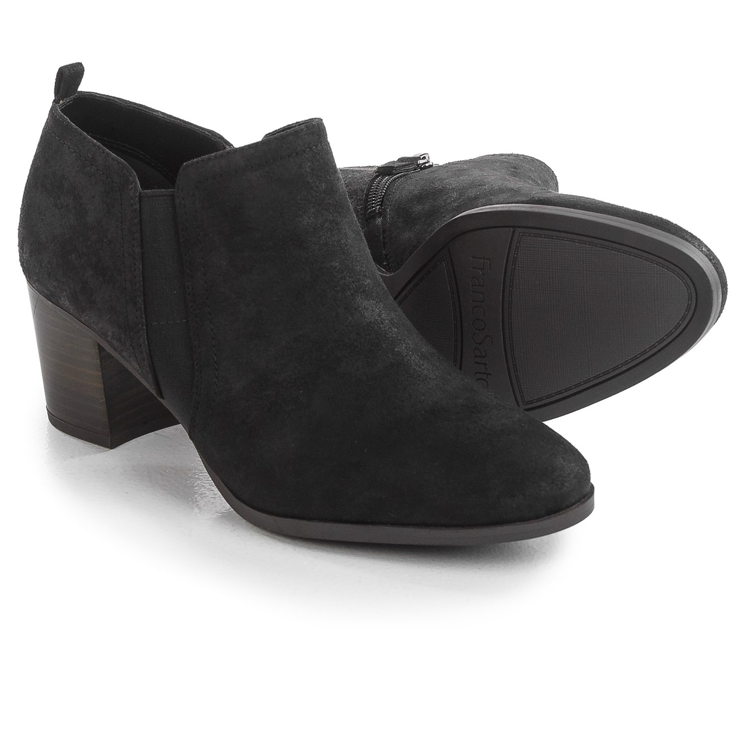 Franco Sarto Barrett Ankle Boots (For Women) - Save 39%