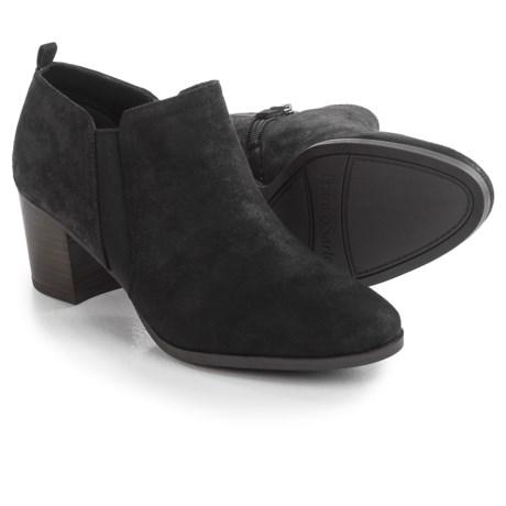 Franco Sarto Barrett Ankle Boots - Vegan Suede (For Women)