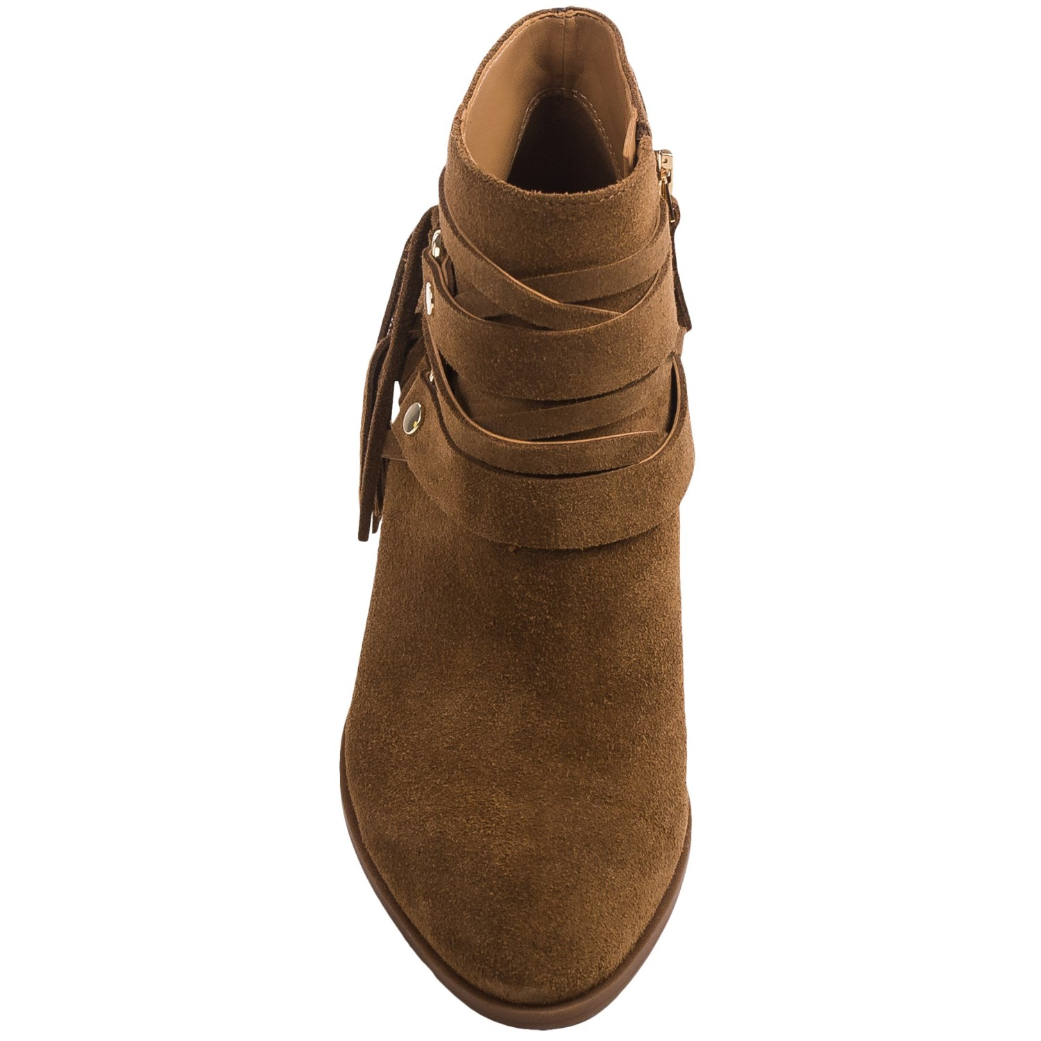 Franco Sarto Gonzalez Western Ankle Boots (For Women) - Save 82%