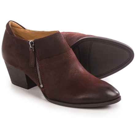 Franco Sarto Greco Ankle Boots - Leather (For Women) in Brunello - Closeouts