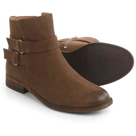 Franco Sarto Harwick Ankle Boots - Leather (For Women) in Desert Khaki Leather - Closeouts