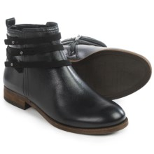 Franco Sarto Kadrien Ankle Boots - Leather (For Women) in Black - Closeouts